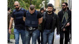 Килърът на мафията Серафим Немия осъден на затвор до гроб в Гърция