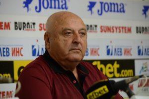В. Стефанов: На конгреса на БФС се даваха по 2-3 хил. лв. на глас